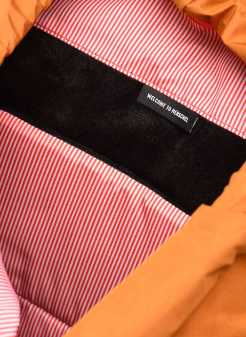Zaini Herschel Little America Arancione immagine posteriore