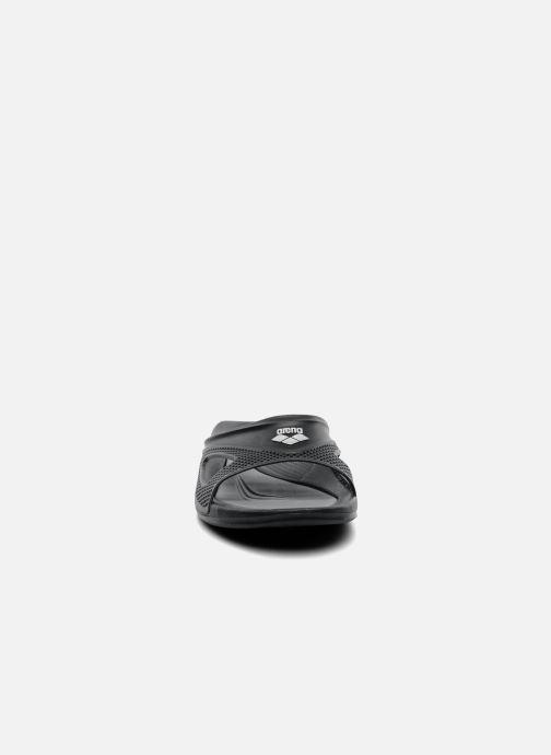 Chaussures de sport Arena Hydrofit Man Hook Noir vue portées chaussures