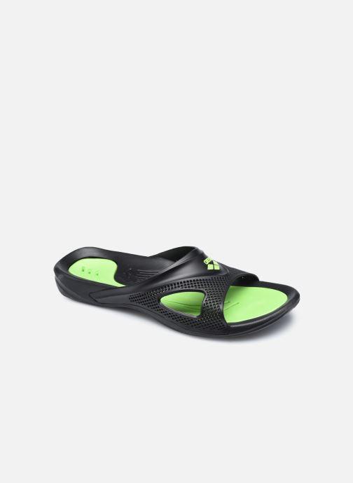 Chaussures de sport Arena Hydrofit Man Hook Noir vue détail/paire