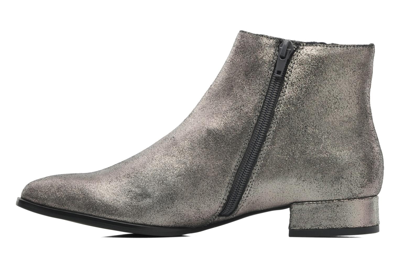 Boots en enkellaarsjes Karston Perval Grijs voorkant