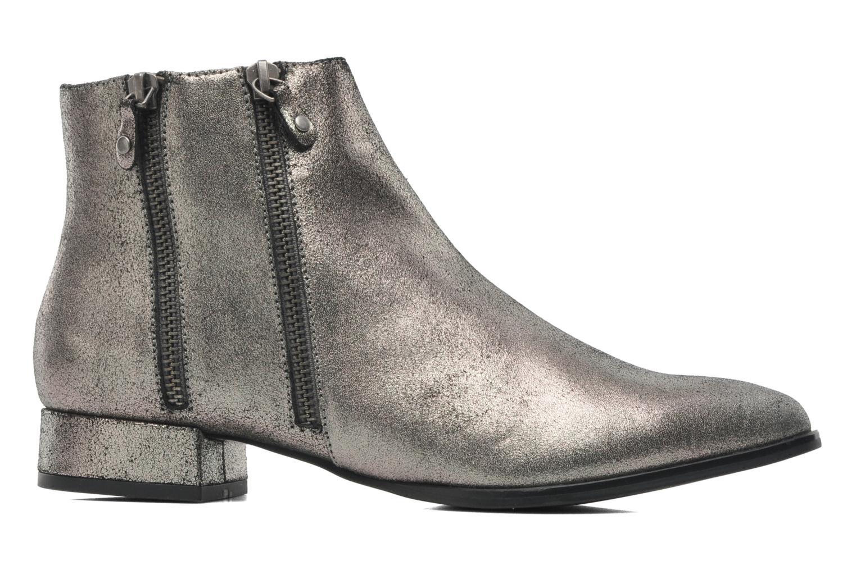 Boots en enkellaarsjes Karston Perval Grijs achterkant