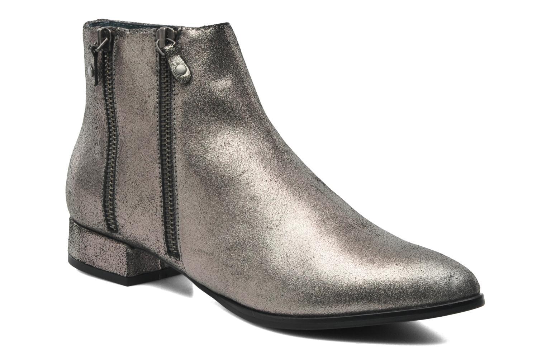 Boots en enkellaarsjes Karston Perval Grijs detail