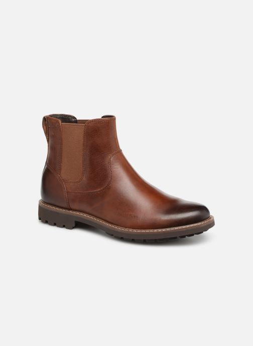 Stiefeletten & Boots Clarks Montacute Top braun detaillierte ansicht/modell