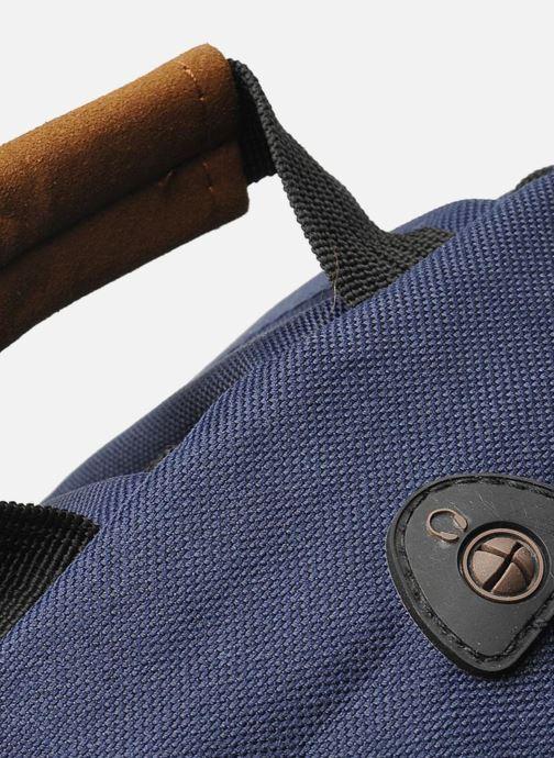 Sacs à dos Mi-Pac Classic Backpack Bleu vue gauche
