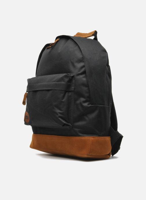 Sacs à dos Mi-Pac Classic Backpack Noir vue portées chaussures