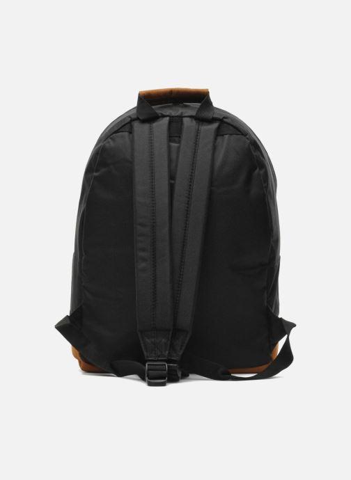 Rucksäcke Mi-Pac Classic Backpack schwarz ansicht von vorne
