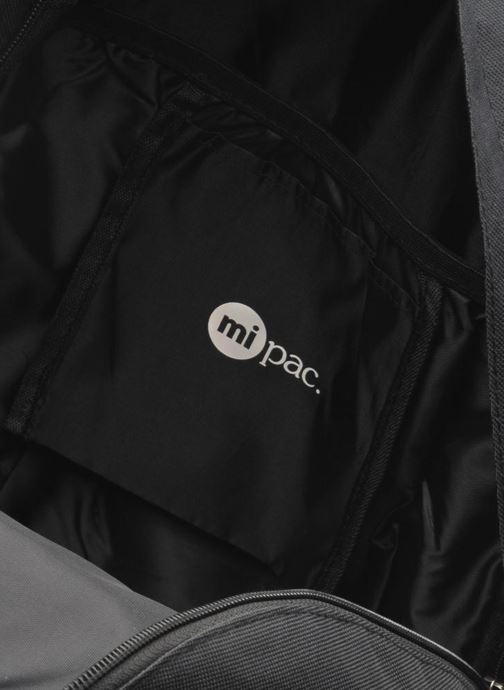 Rucksacks Mi-Pac Classic Backpack Black back view