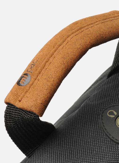 Rucksäcke Mi-Pac Classic Backpack schwarz ansicht von links