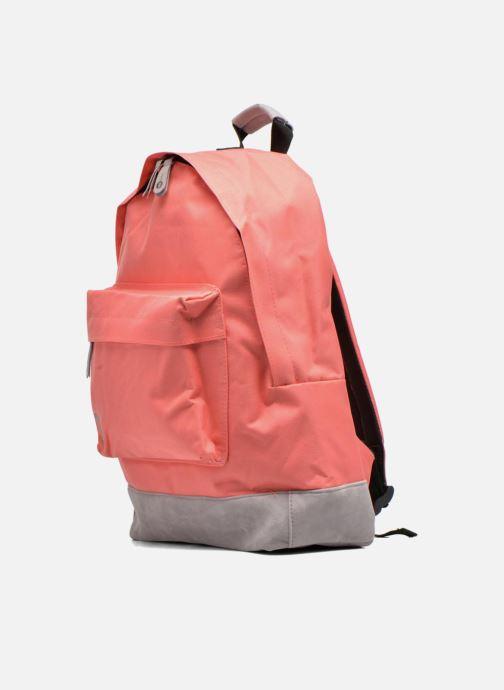 Mochilas Mi-Pac Classic Backpack Rosa vista del modelo