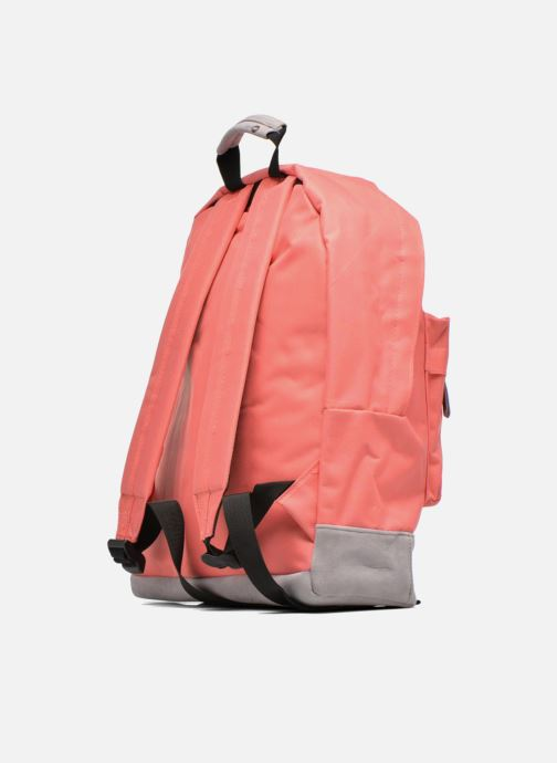 Rucksacks Mi-Pac Classic Backpack Pink view from the right