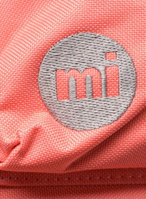 Mochilas Mi-Pac Classic Backpack Rosa vista lateral izquierda