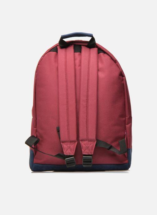 Rucksäcke Mi-Pac Classic Backpack weinrot ansicht von vorne