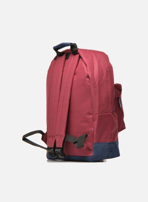 Rucksäcke Mi-Pac Classic Backpack weinrot ansicht von rechts