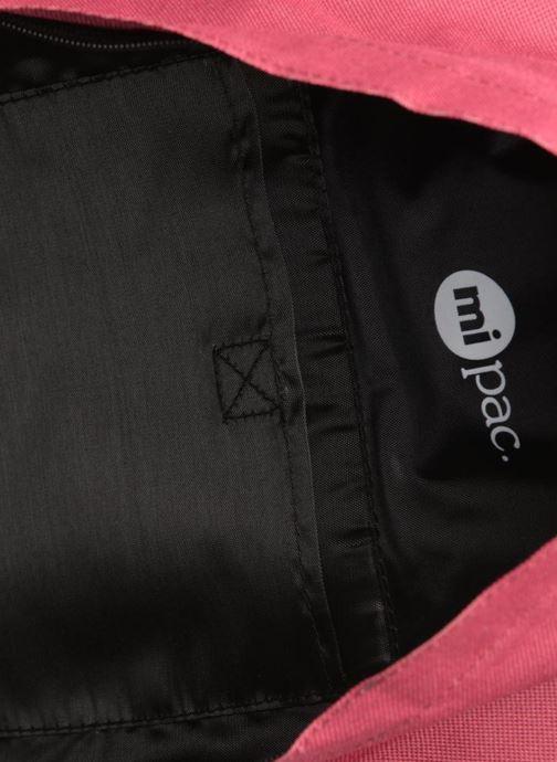 Rucksäcke Mi-Pac Classic Backpack weinrot ansicht von hinten