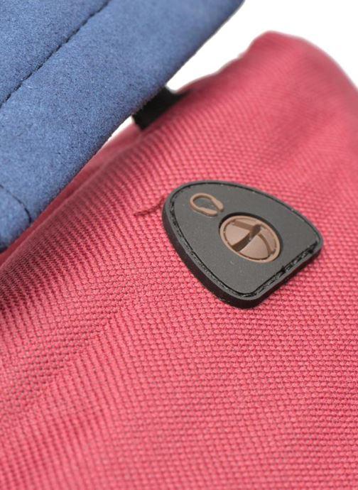 Rucksäcke Mi-Pac Classic Backpack weinrot ansicht von links