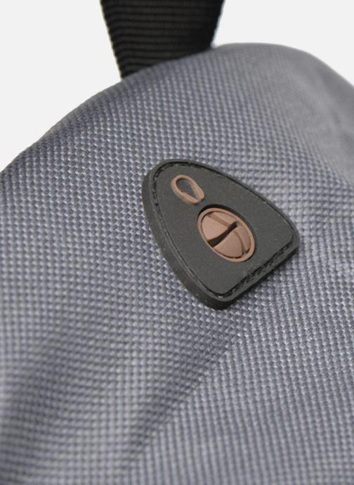 Rucksäcke Mi-Pac Classic Backpack grau ansicht von links