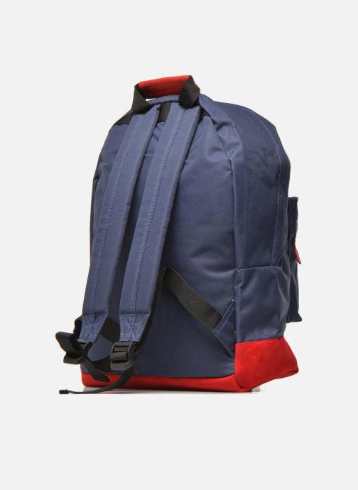 Mochilas Mi-Pac Classic Backpack Azul vista lateral derecha