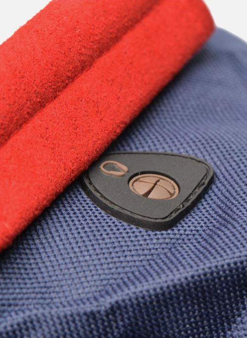 Mochilas Mi-Pac Classic Backpack Azul vista lateral izquierda