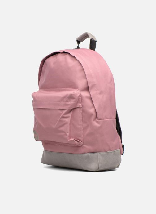 Rucksäcke Mi-Pac Classic Backpack rosa schuhe getragen