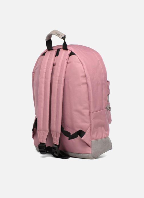 Rucksäcke Mi-Pac Classic Backpack rosa ansicht von rechts