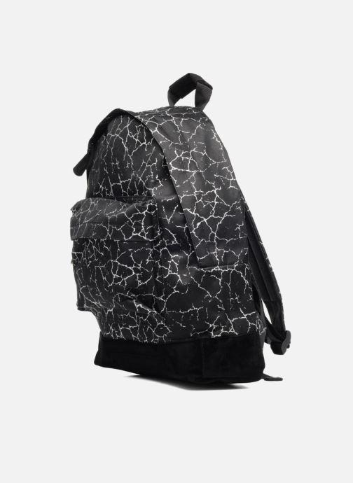 Mochilas Mi-Pac Custom Backpack Negro vista del modelo