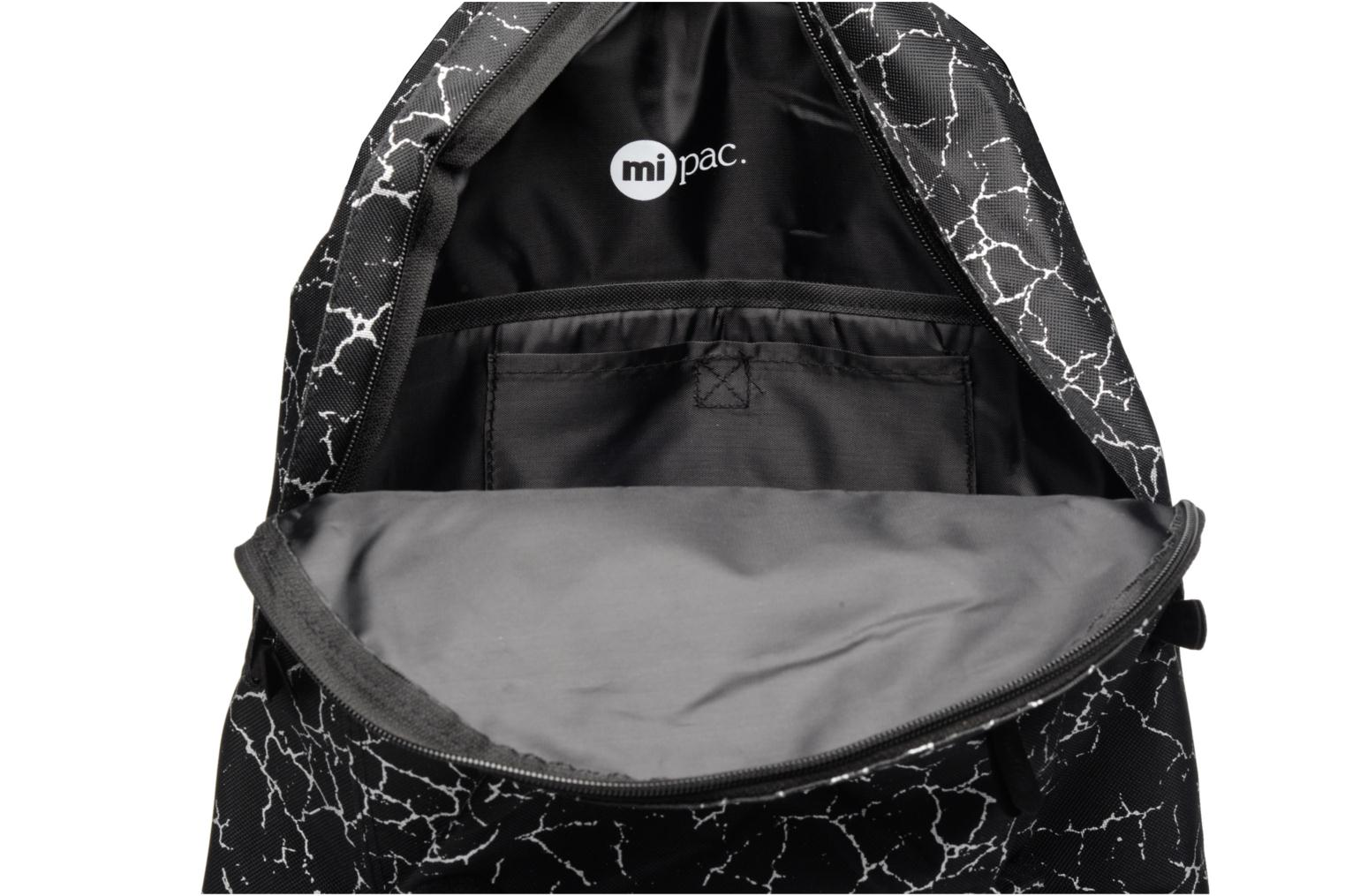 Rucksacks Mi-Pac Custom Backpack Black back view