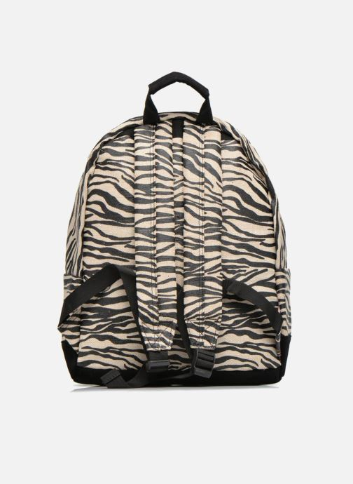 Mochilas Mi-Pac Premium Backpack Beige vista de frente