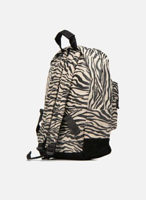 Rucksacks Mi-Pac Premium Backpack Beige view from the right