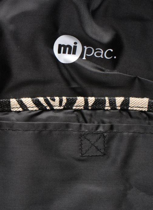 Mochilas Mi-Pac Premium Backpack Beige vistra trasera