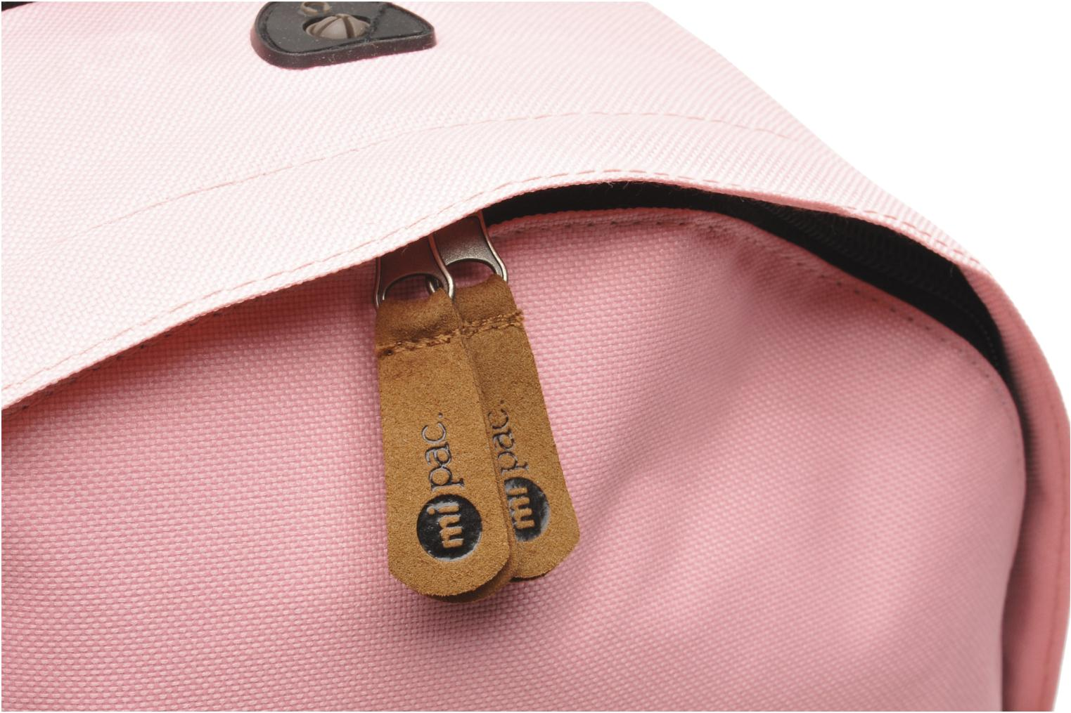 Rugzakken Mi-Pac Mini Backpack Roze links