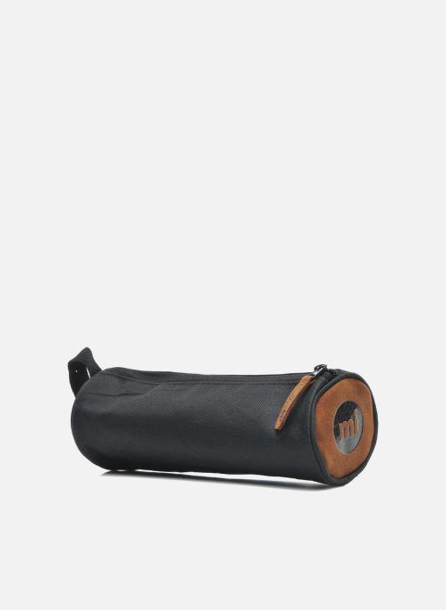 Schulzubehör Mi-Pac Cases schwarz schuhe getragen