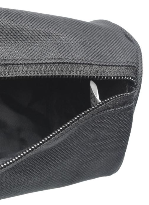 School bags Mi-Pac Cases Black back view