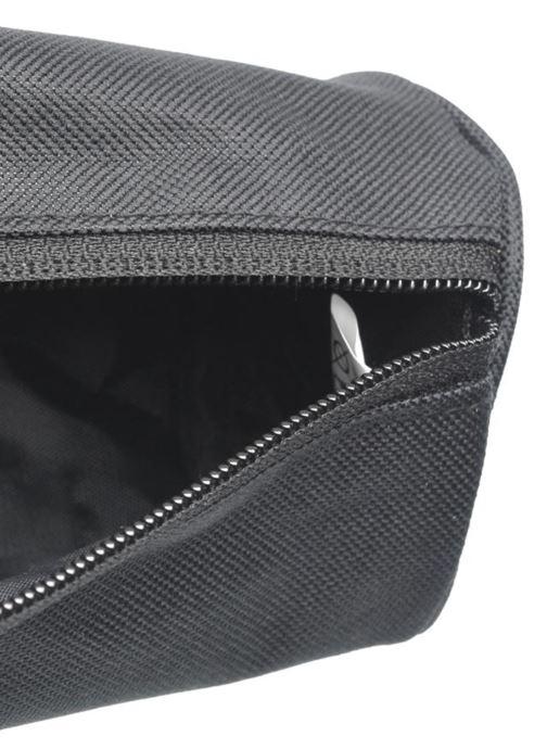 Schulzubehör Mi-Pac Cases schwarz ansicht von hinten