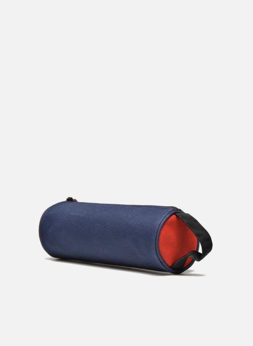Schulzubehör Mi-Pac Cases blau schuhe getragen