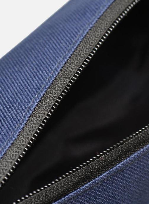Schulzubehör Mi-Pac Cases blau ansicht von hinten