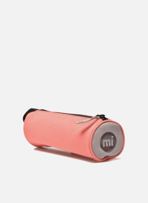 Per la scuola Mi-Pac Cases Rosa modello indossato