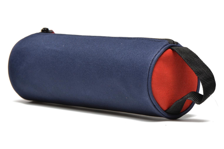 Scolaire Mi-Pac Cases Bleu vue portées chaussures