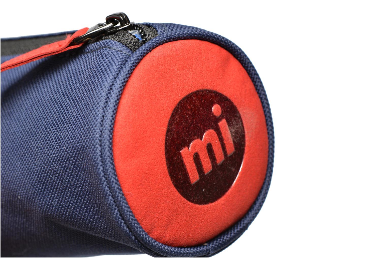 Scolaire Mi-Pac Cases Bleu vue gauche