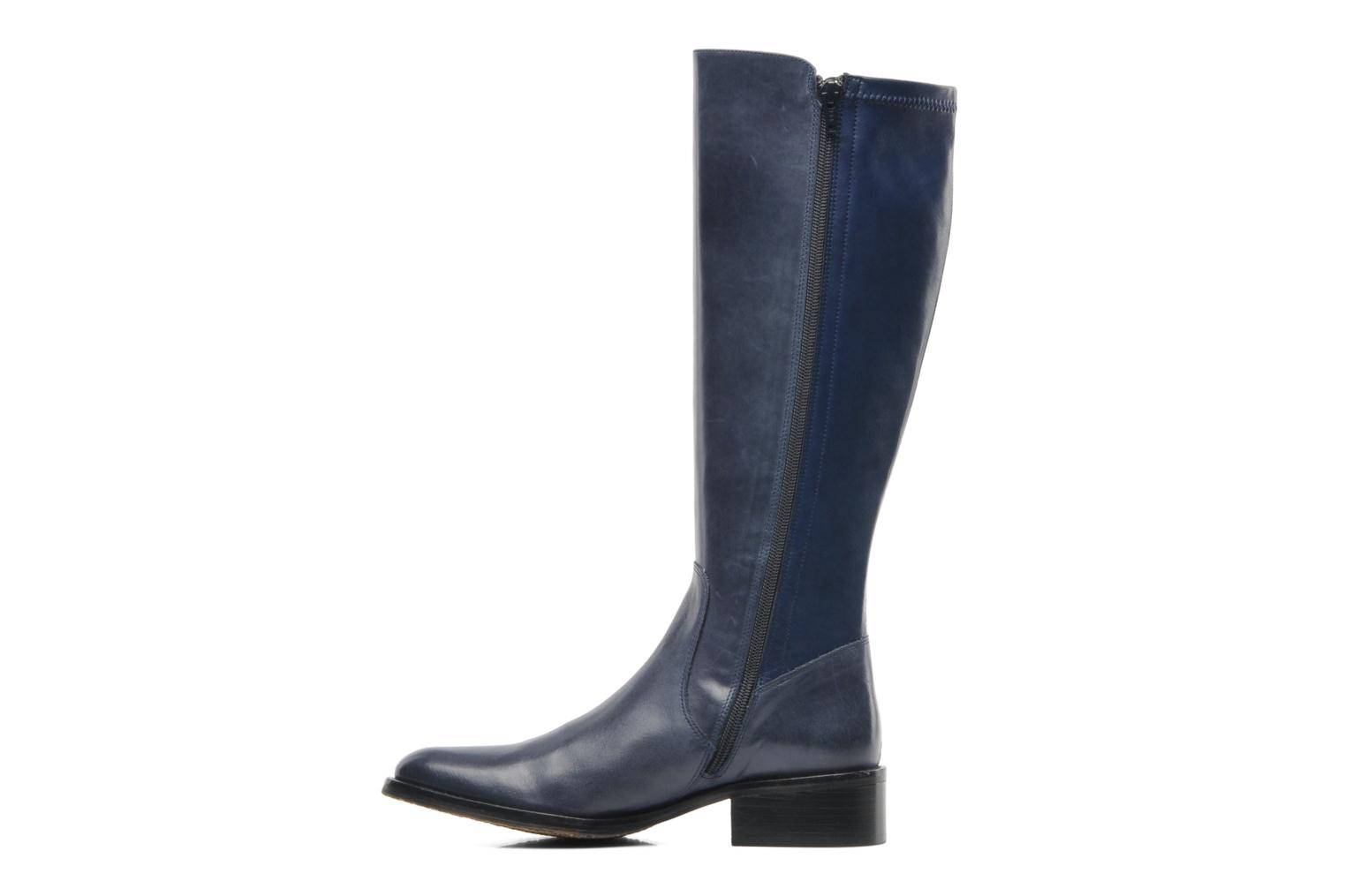 Boots & wellies Georgia Rose Taïla Blue front view