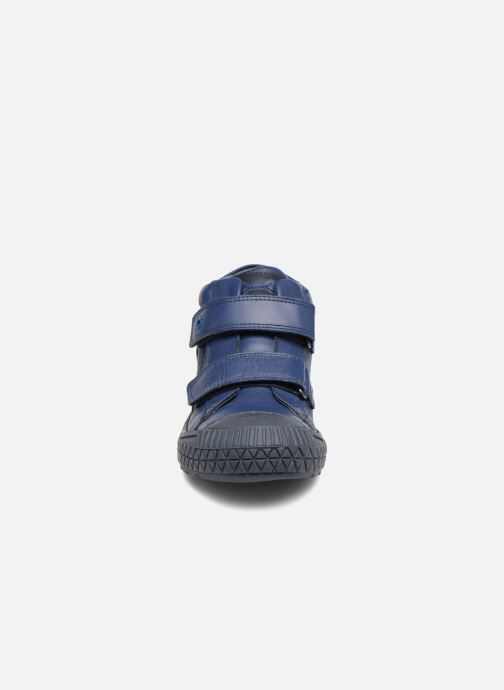 Sneaker Stones and Bones Nevan blau schuhe getragen