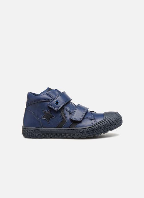 Sneaker Stones and Bones Nevan blau ansicht von hinten