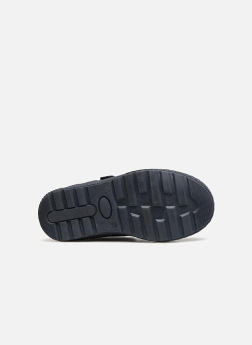 Sneaker Stones and Bones Nevan blau ansicht von oben