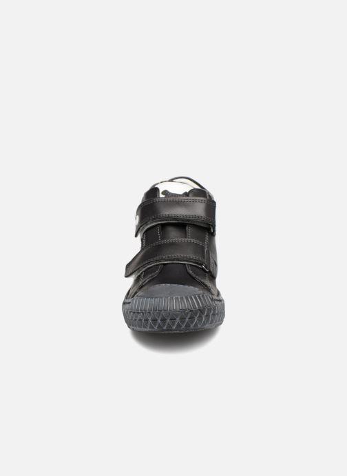 Baskets Stones and Bones Nevan Noir vue portées chaussures