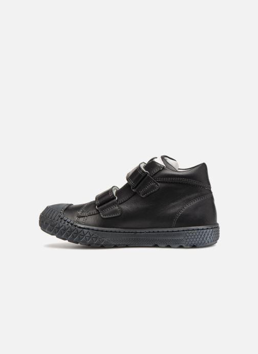 Sneaker Stones and Bones Nevan schwarz ansicht von vorne