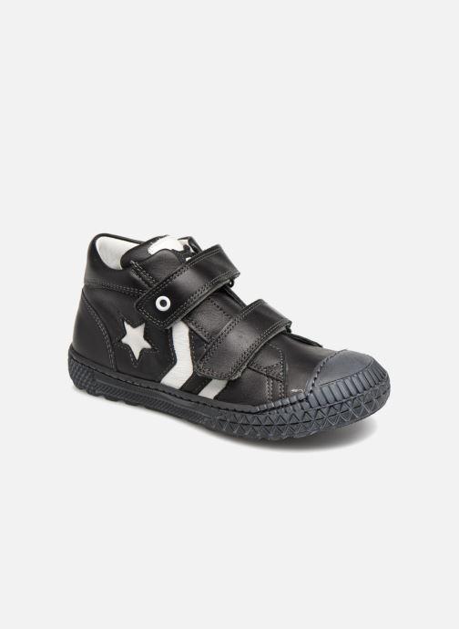 Sneaker Stones and Bones Nevan schwarz detaillierte ansicht/modell