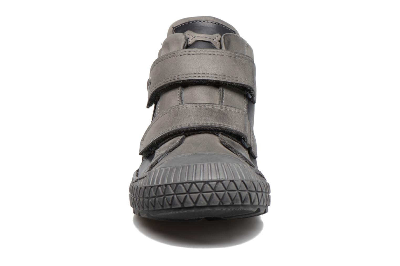 Baskets Stones and Bones Nevan Gris vue portées chaussures