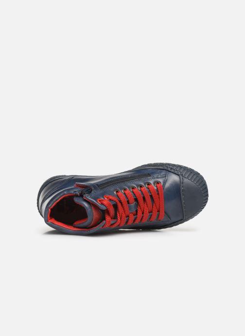 Sneakers Stones and Bones Niels Blauw links