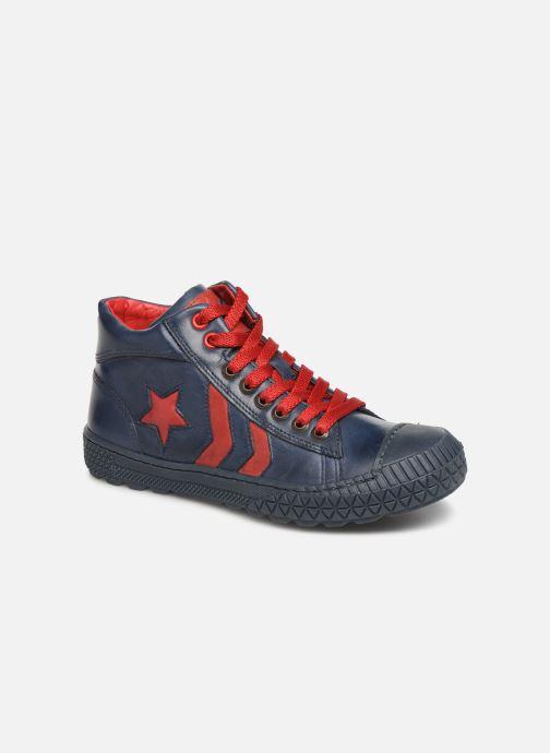 Sneakers Stones and Bones Niels Blauw detail