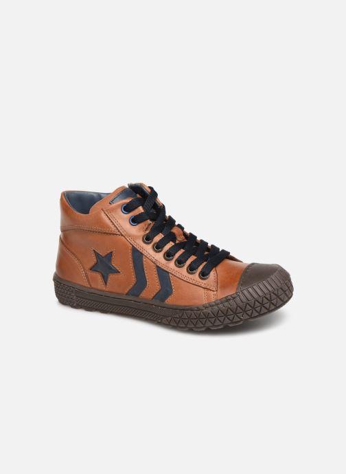 Sneaker Stones and Bones Niels braun detaillierte ansicht/modell