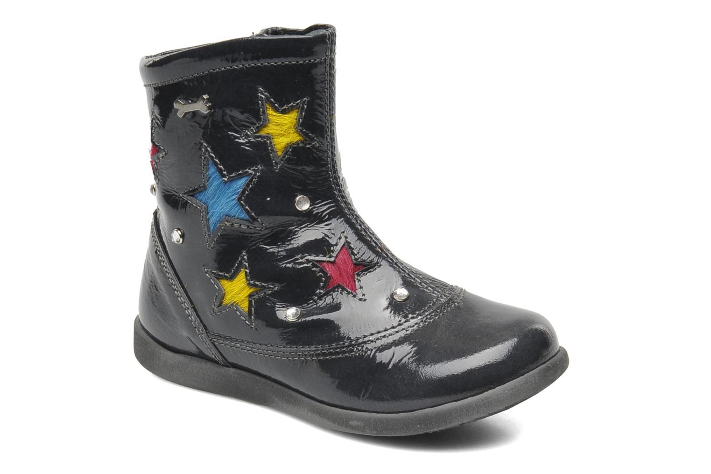 Bottines et boots Stones and Bones ADEL Gris vue détail/paire